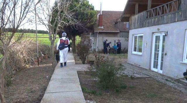 Silivri'de iş adamı çiftlikte ölü bulundu: Kafasına koli bandı sarılmış