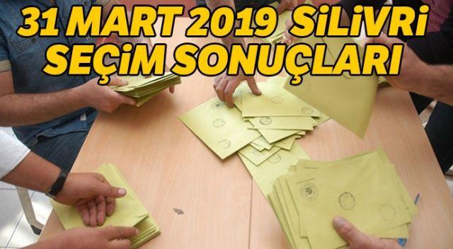 Silivri Yerel Seçim sonuçları 2019! Silivri 31 Mart seçimlerde kim kazandı? Silivri seçim oy oranları 2019