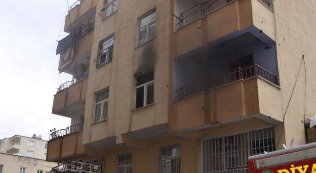 Silvan'da patlama sesi paniğe neden oldu