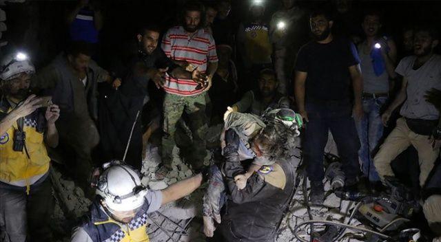 Suriye'de bin 109 insani yardım çalışanı öldürüldü