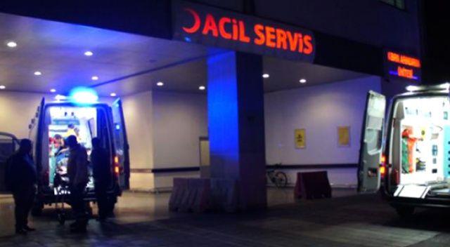 Tekirdağ'da öğrenci servisi devrildi: 5 yaralı