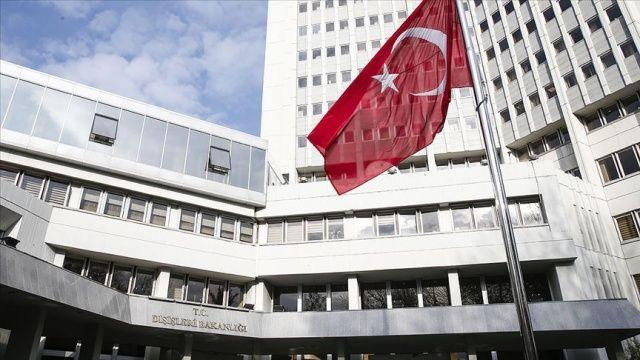 Türkiye'den ABD'nin İnsan Hakları Raporu'na tepki