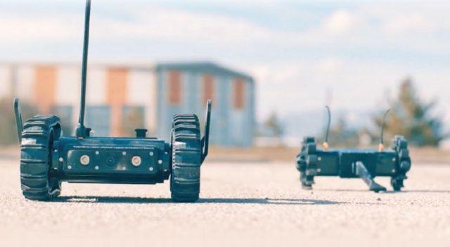Türkiye'nin 'mini askerleri' sahada