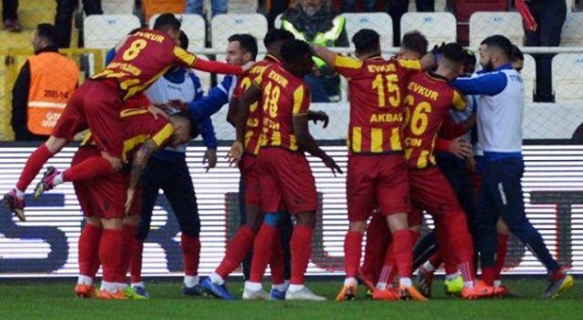 Yeni Malatyaspor, evinde Ankaragücü'nü 3-1 yendi