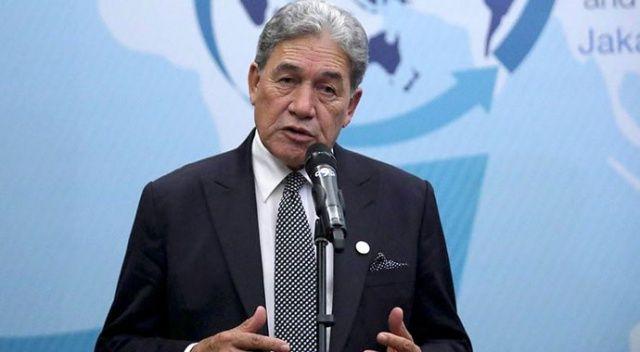 Yeni Zelanda Dışişleri Bakanı: Tarrant hayatını hücrede geçirecek
