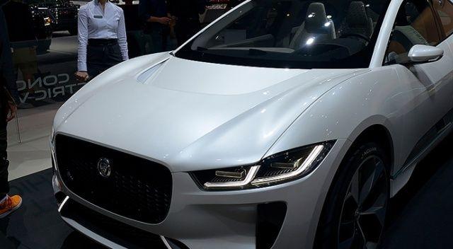 Yılın Otomobili Jaguar I-PACE oldu