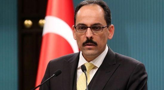 Cumhurbaşkanlığı Sözcüsü Kalın'dan cami saldırılarına ilişkin açıklama