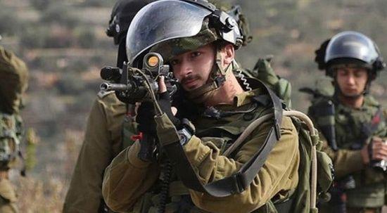 İşgalci İsrail askerini vuran Filistinli öldürüldü
