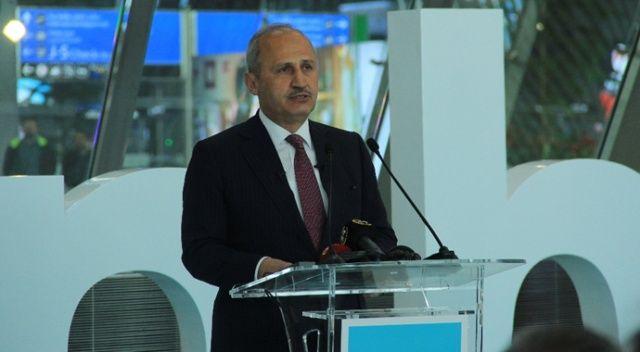 'İstanbul Havalimanı 5 yıl içerisinde ikinciliğe yükselecek'