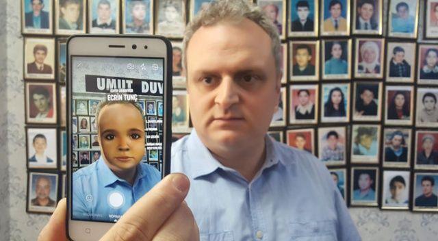'Kayıp Yüzler Filtresi' ile sosyal medya üzerinden kayıp aranacak