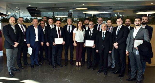 'Üçüncü Göz'ün ilk hizmet şampiyonları törenle ödüllerini aldı