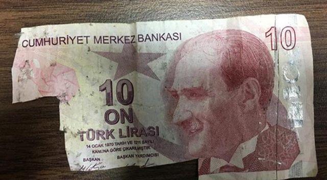 10 liradan 200 lira yaptılar!