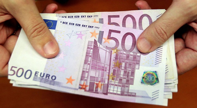 500 euroluk banknotlar Cuma günü tedavülden kaldırılıyor
