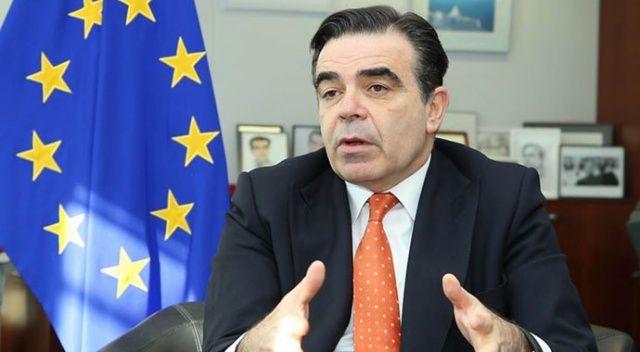 AB Komisyonu Başsözcüsü Schinas: Türkiye istikrar dönemine giriyor, bunu fırsat olarak görebiliriz