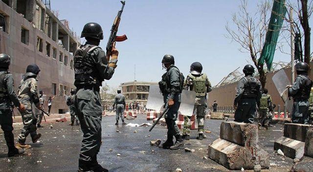 Afganistan'da 5 saat süren çatışma bitti