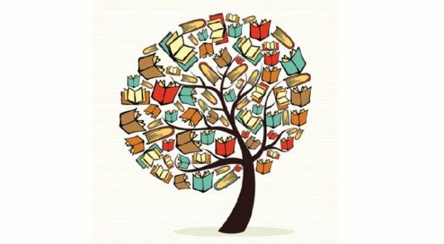 Ağaçlar kitap  açacak
