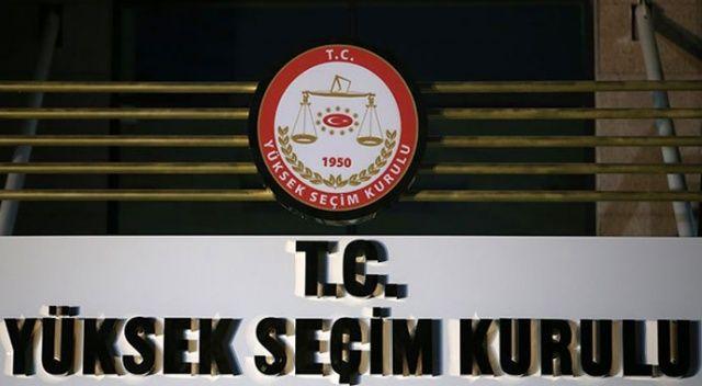 AK Parti olağanüstü itiraz dilekçesini YSK'ya verdi
