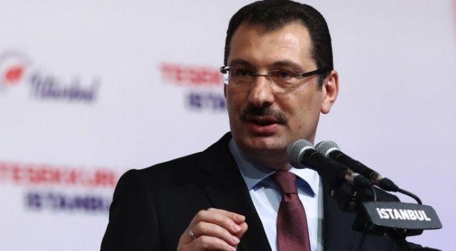 AK Parti Genel Başkan Yardımcısı Yavuz: Organize bir çalışma var