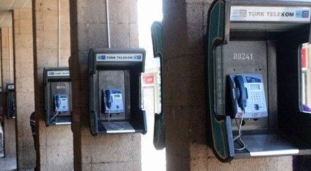 Ankesörlü  telefon 'şifresi'