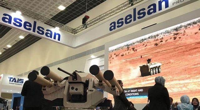 ASELSAN'ın gözü Güney Amerika'da