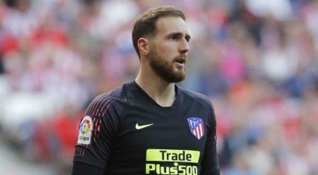 Atletico Madrid, Oblak'ın sözleşmesini 2023'e kadar uzattı