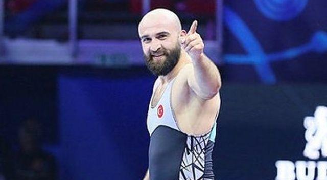 Avrupa Güreş Şampiyonası'nda Emrah Kuş, bronz madalya kazandı