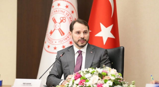 Bakan Albayrak: İstanbul'a yakışan finans merkezini en kısa sürede ülkemize kazandıracağız