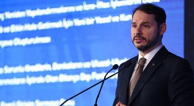 Bakan Albayrak: Türkiye-ABD ekonomik ilişkileri güvenlik ortaklığımız kadar güçlü olmalı