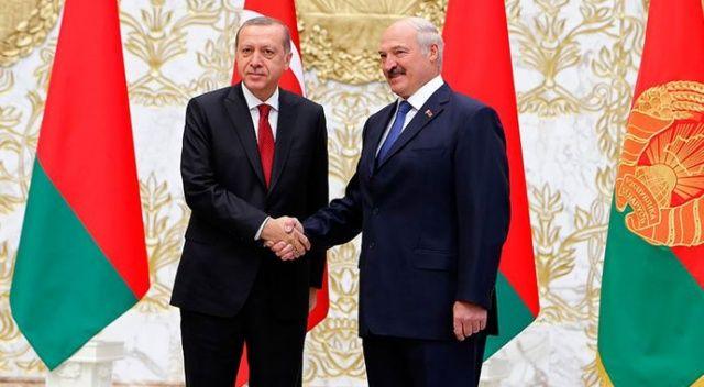 Belarus Cumhurbaşkanı Aleksandr Lukaşenko Türkiye'ye gelecek