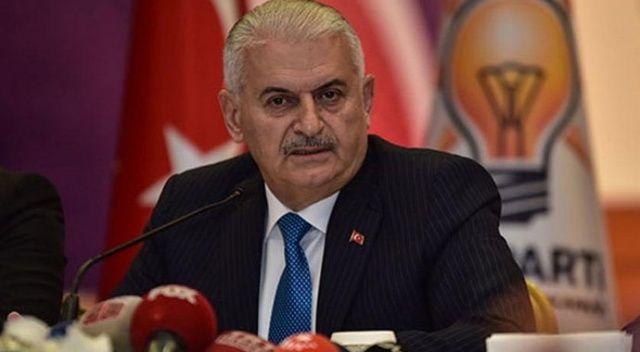 Binali Yıldırım'dan Kılıçdaroğlu'na geçmiş olsun mesajı