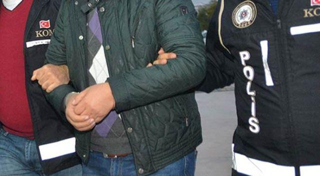 Bursa'da FETÖ'nün hücre evlerine operasyon