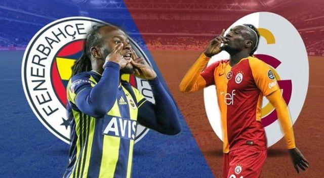 Fenerbahçe ile Galatasaray, Kadıköy'de kozlarını paylaştı