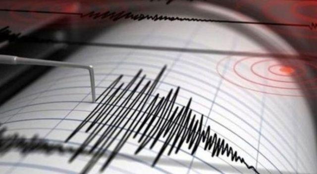 Çankırı'da korkutan deprem!
