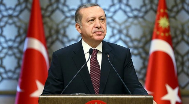 Cumhurbaşkanı Erdoğan'dan 'Baba Hakkı' paylaşımı