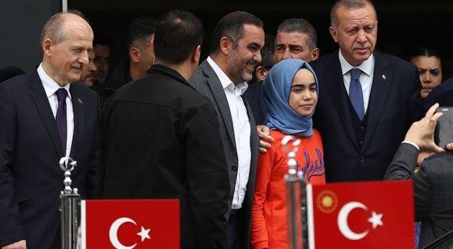 Cumhurbaşkanı Erdoğan'dan Fatih Belediyesi'ne ziyaret