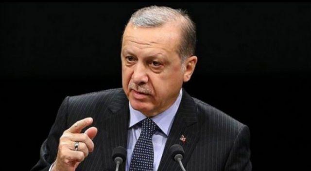 Cumhurbaşkanı Erdoğan: Huzurumuzu bozdurmayız