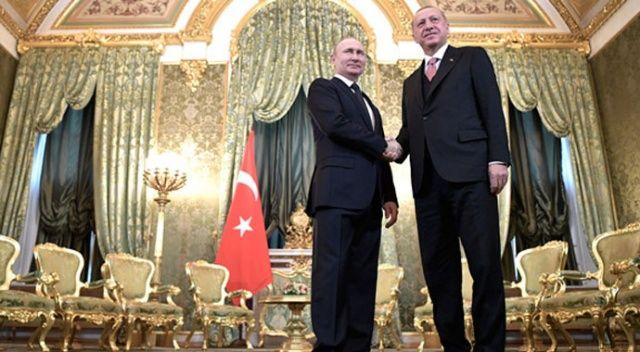 Cumhurbaşkanı Erdoğan'ın bir cümlesi yetti! Rusya parmakla gösterdi...
