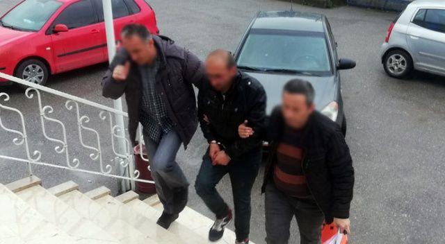 Denetimli serbestlikten yararlanan şahıs hırsızlık şüphelisi çıktı