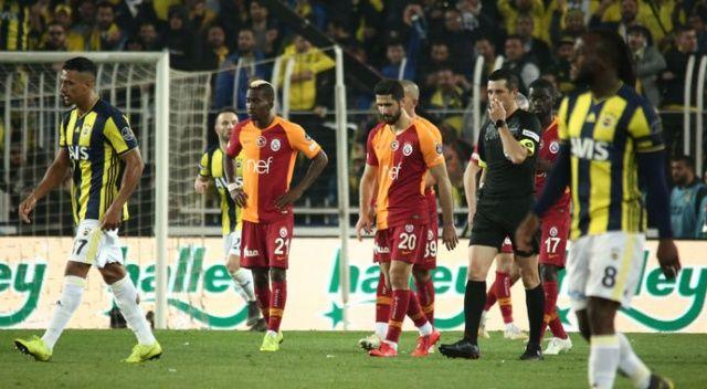 Dev derbide kazanan çıkmadı! (Fenerbahçe 1-1 Galatasaray)