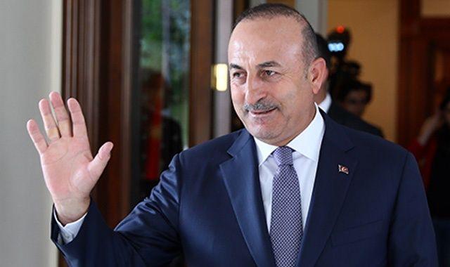 Dışişleri Bakanı Çavuşoğlu'nun diplomatik temasları