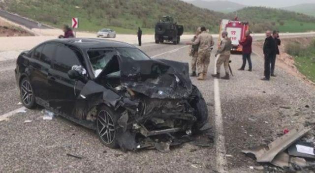 Diyarbakır-Bingöl karayolunda kaza: 5 ölü, 4 yaralı