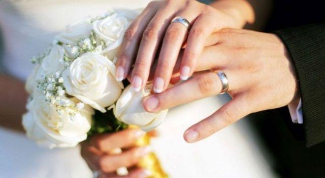 Düzce'de 80 bin 619 kişi hiç evlenmemiş