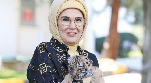 Emine Hanım'a küresel ödül