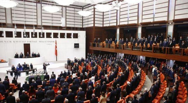 Cumhurbaşkanı Erdoğan'dan HDP'lilere İstiklal Marşı tepkisi