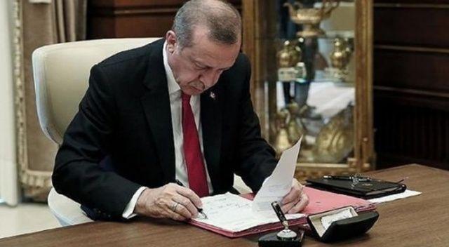Erdoğan görevden aldı! Resmi gazetede yayımlandı
