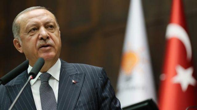 Erdoğan, TRT Genel Müdürü İbrahim Eren'le görüştü