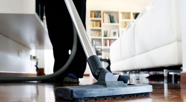 Evinizi haftada üç kez temizlik robotu ile süpürün