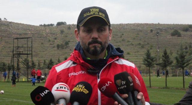 Evkur Yeni Malatyaspor ilk 6'yı hedefliyor