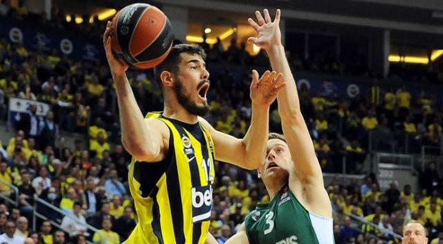 Fenerbahçe Beko play-off'lara galibiyetle başladı (Fenerbahçe Zalgiris özet izle)