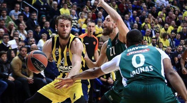 Fenerbahçe Beko, Zalgiris Kaunas'ı konuk ediyor
